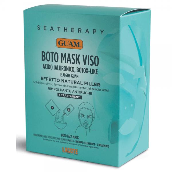 GuamBoto Mask Viso - Máscara de Rosto