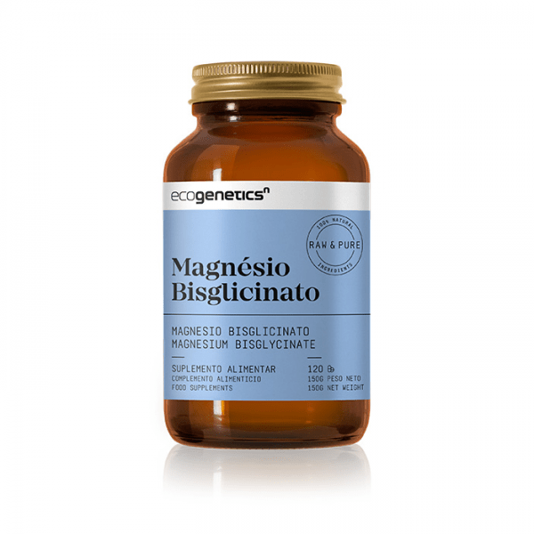 Magnesio bidglicato 120comp ecogenetics