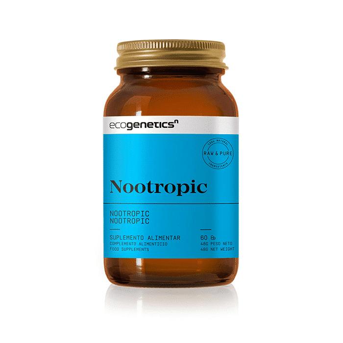 Nootropic 60comp ecogenetics