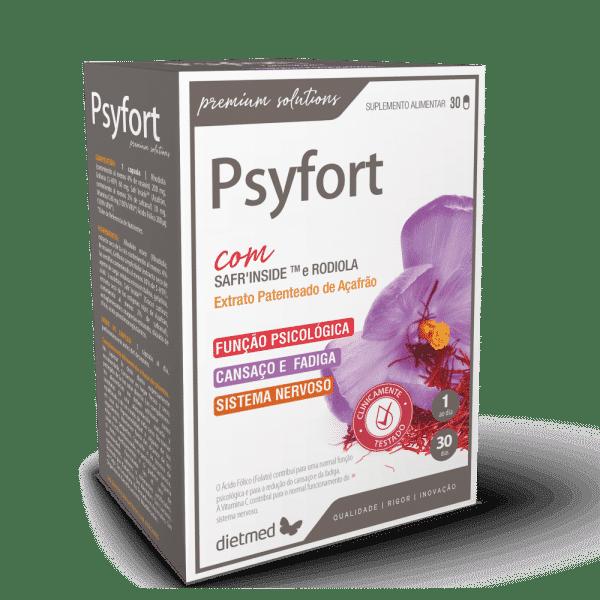 Psyfort 30 Capsulas dietmed