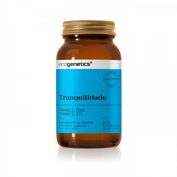 Tranquilidade 60comp ecogenetics