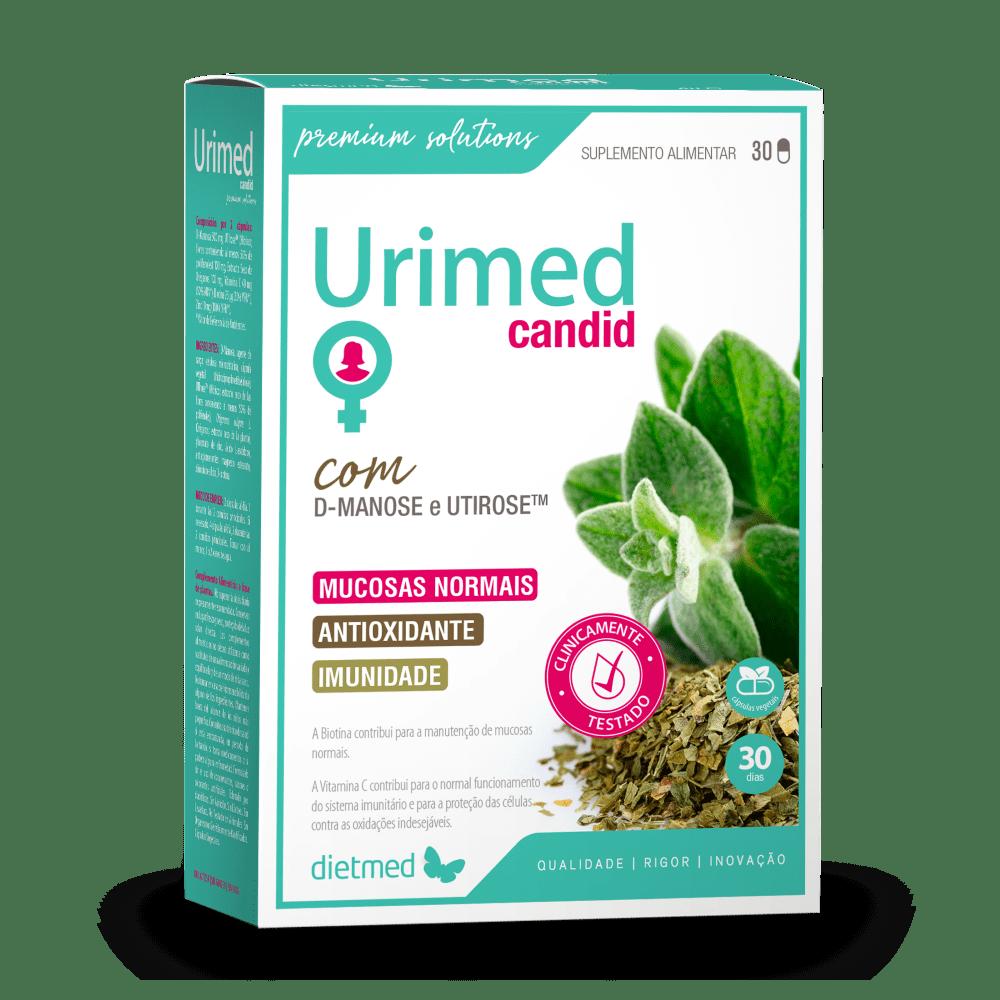 Urimed Candid 30caps dietmed