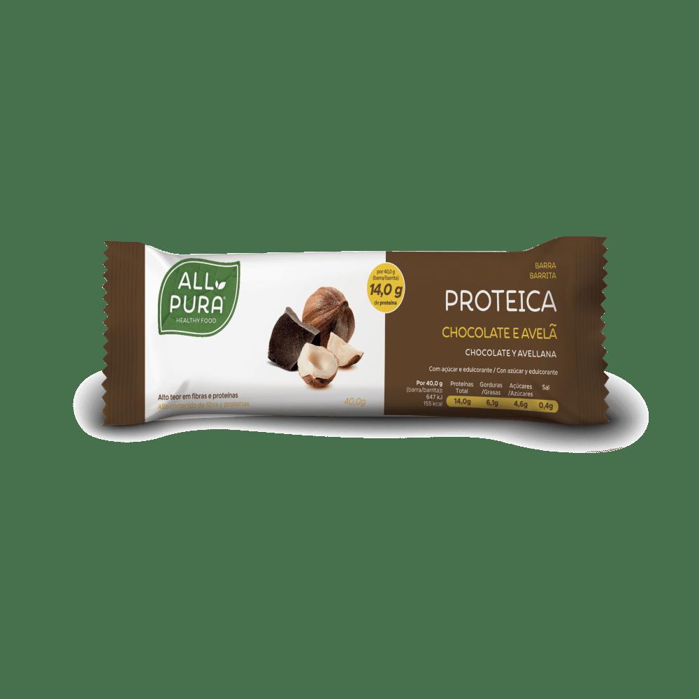 barrita proteica chocolate e avela allpura