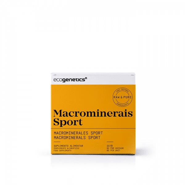 macrominerais sport caixa ecogenetics