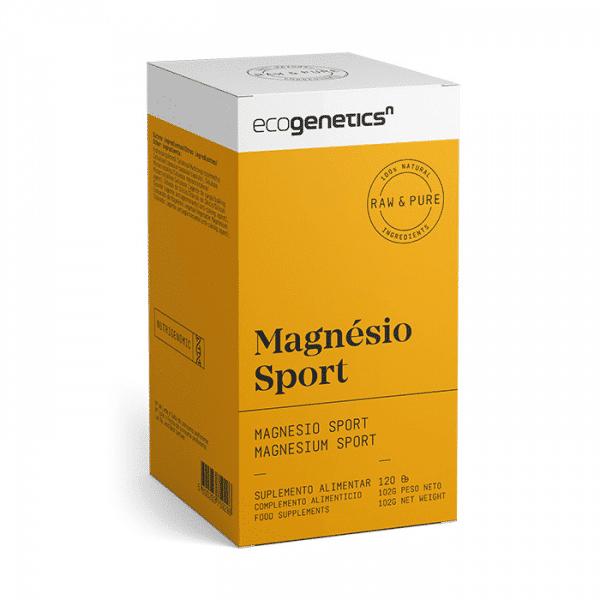 magnésio sport caixa ecogenetics