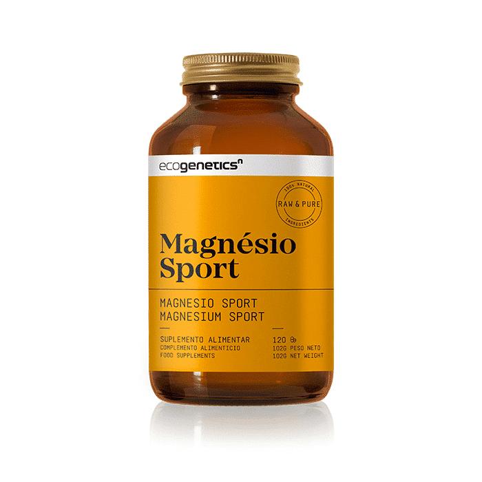 magnésio sport ecogenetics