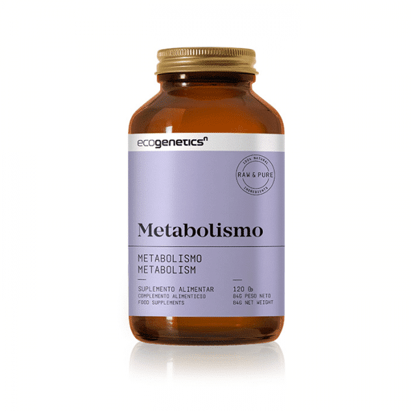 metabolismo ecogenetics