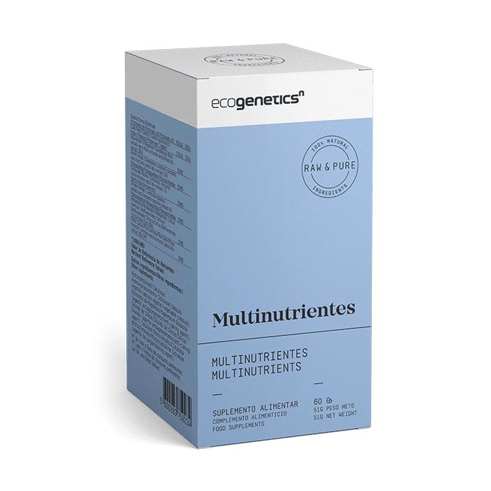 multinutrientes 60comp caixa ecogenetics