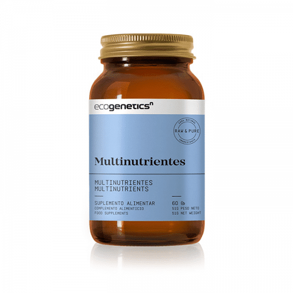multinutrientes 60comp ecogenetics