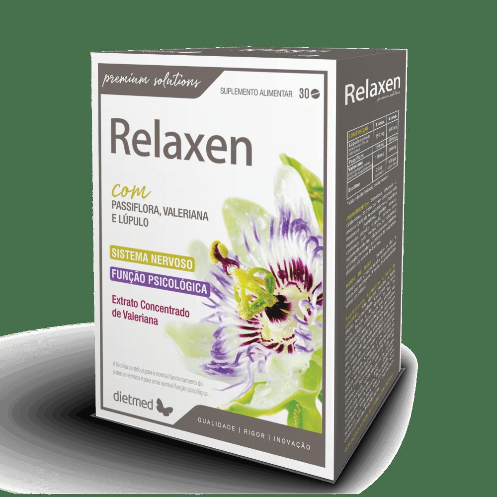 relaxen 30 comp dietmed