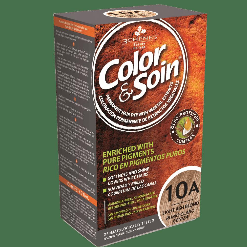tinta permanente 10a color e soin
