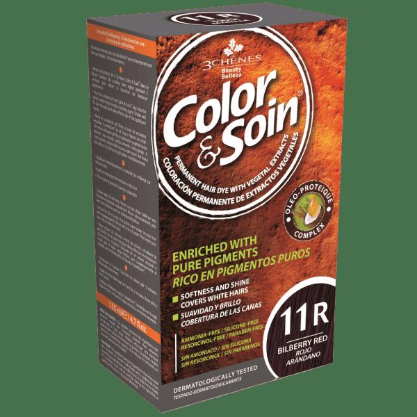 tinta permanente 11r color e soin