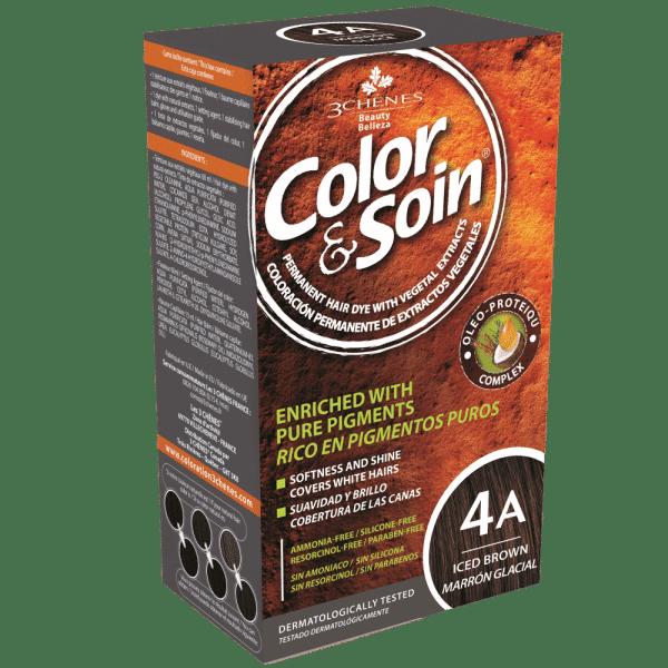 tinta permanente 4a color e soin