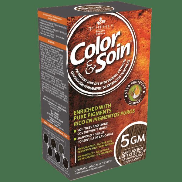 tinta permanente 5gm color e soin