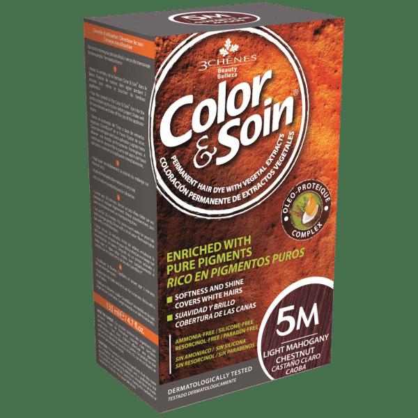 tinta permanente 5m color e soin
