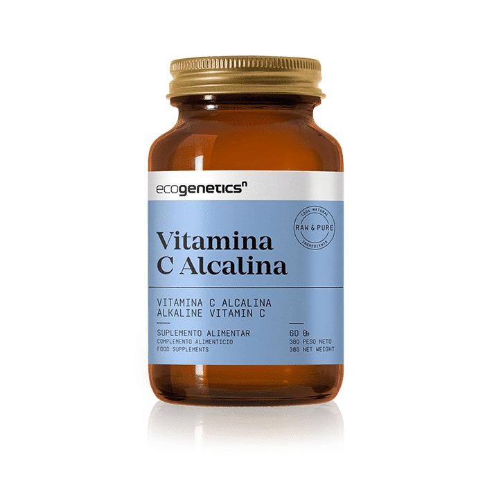 vitamina c alcalina ecogenetics