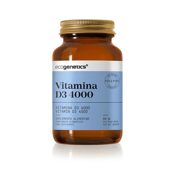 vitamina d3 4000 ecogenetics