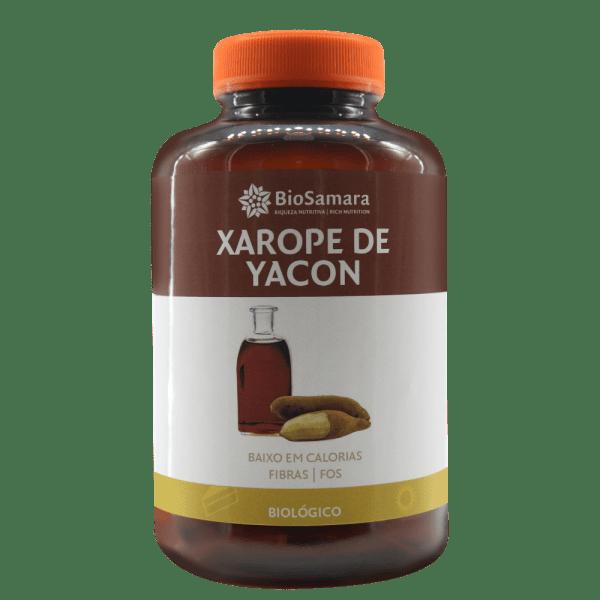xarope yacon correto bio biosamara