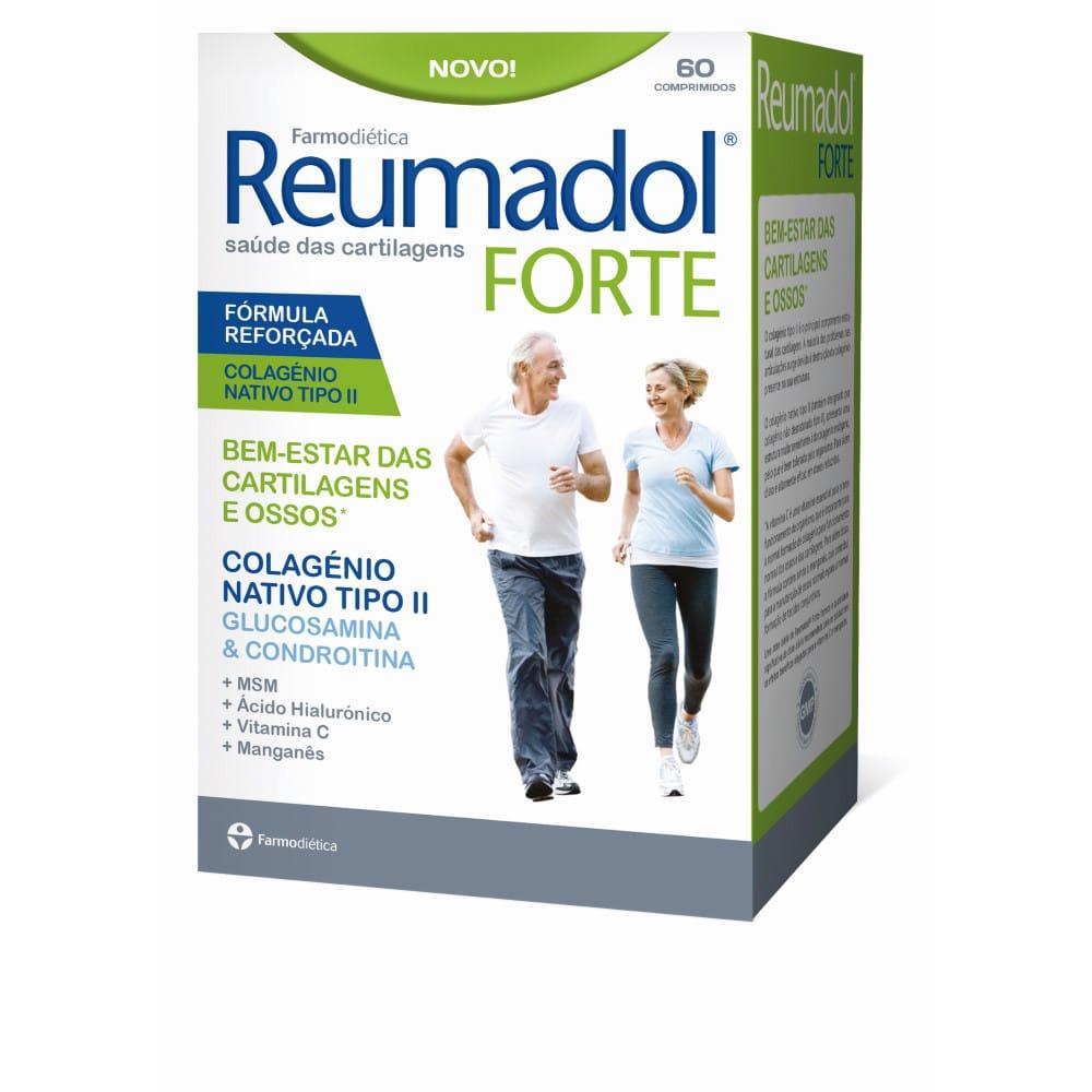 3D-Reumadol-Forte 60comprimidos farmodietica