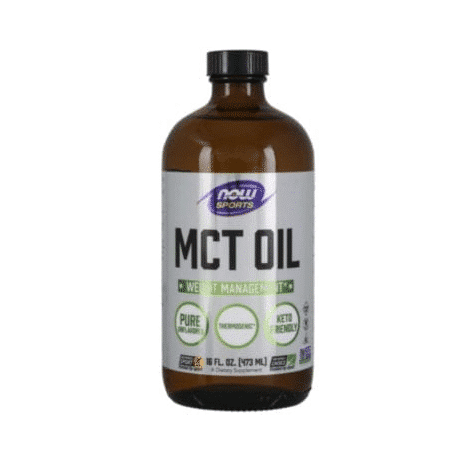 MCT oil now