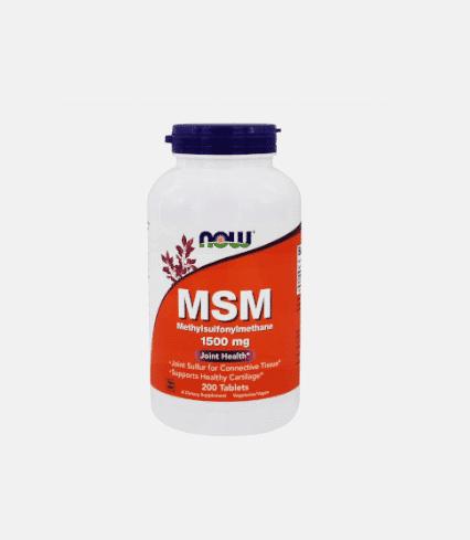 MSM now