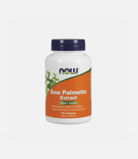 Saw palmetto extract now