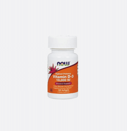 Vitamin d-3 10,000 IU now