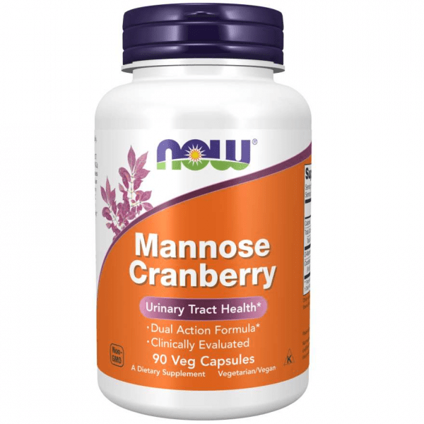 mannose cranberry now