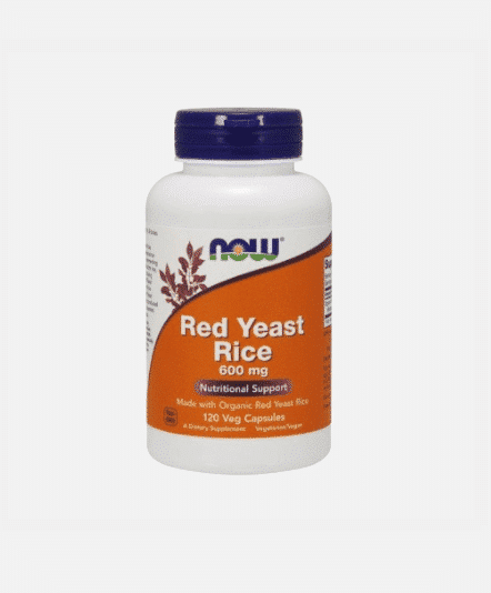 red yeast rice now