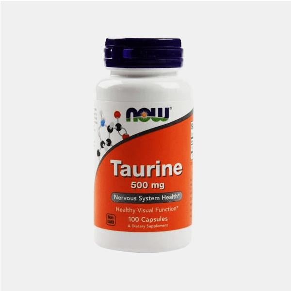taurine now