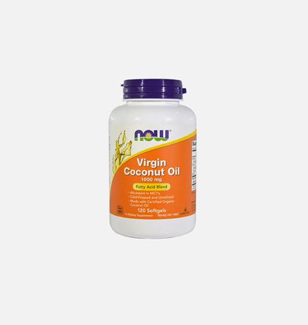 virgin coconut oil now