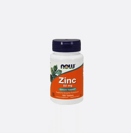 zinc 50mg now