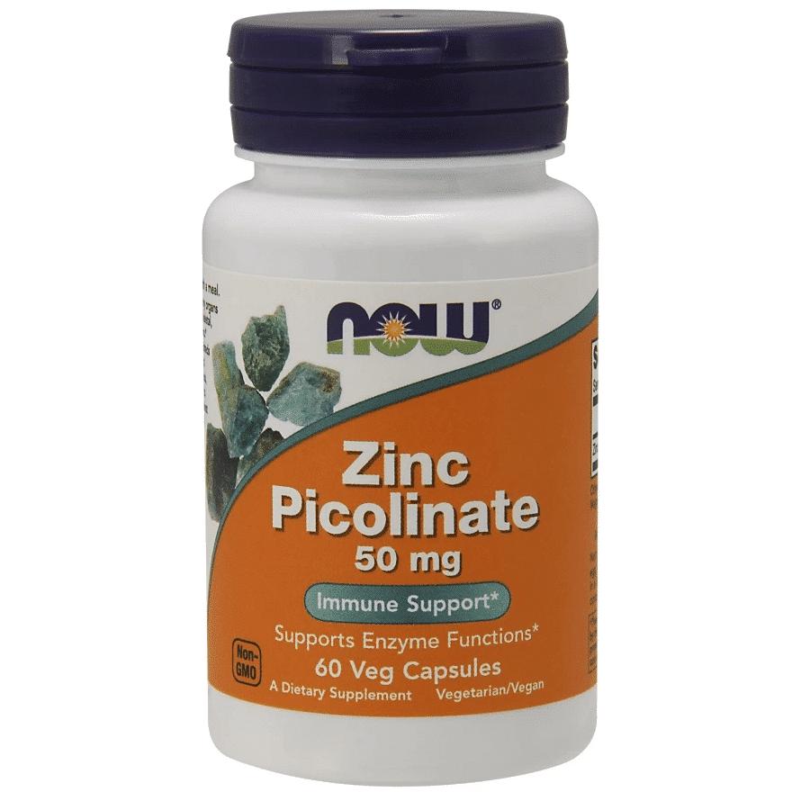 zinc picolinate 50mg now