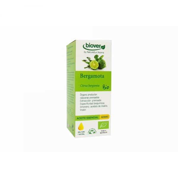 Aceite Esencial Bergamota NS6002