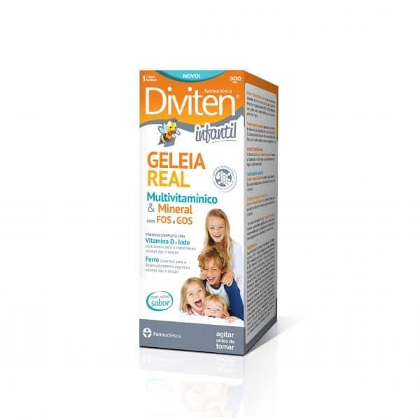 Diviten-Geleia-Real